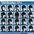 Calendrier collector The Beatles 2012 Format